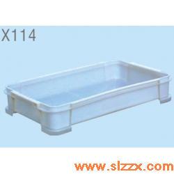 X114塑料周转箱
