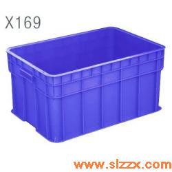 X169塑料周转箱
