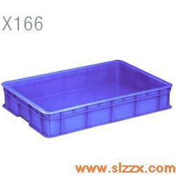 X166塑料周转箱